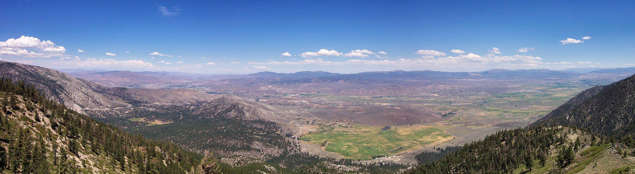 Duane Bliss Peak