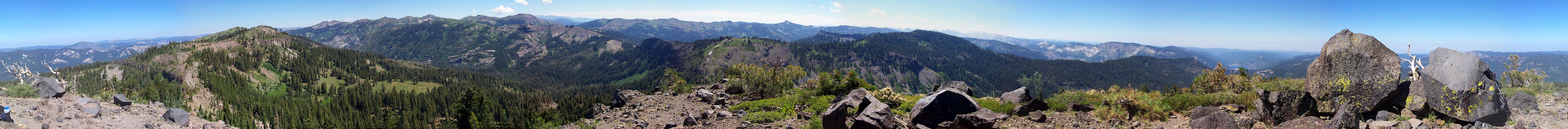 Mt Mildred