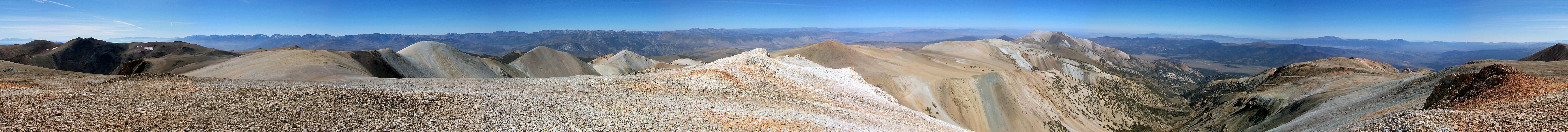 Mt Patterson