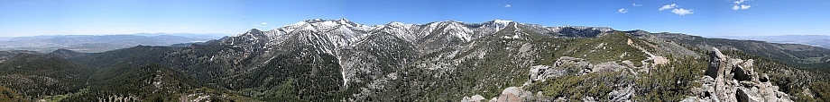 Alpine Walk Peak