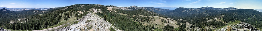 Barker Peak