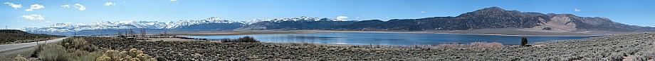 Bridgeport Reservoir