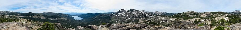 George R Stewart Peak