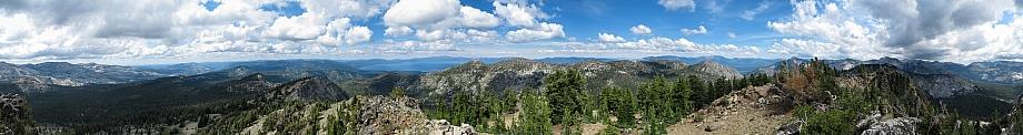 Haakens Peak