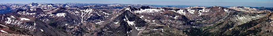 Leavitt Peak