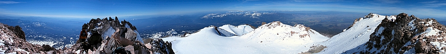 Mt Shasta