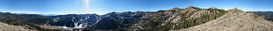Poulsen Peak