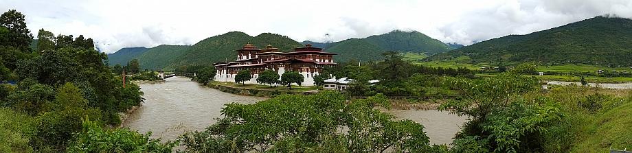 Phunakha Dzong