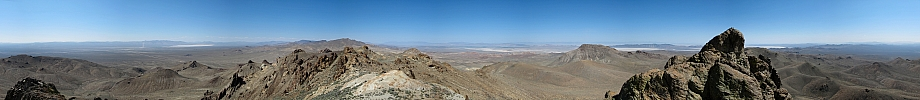 Ragged Top Mountain