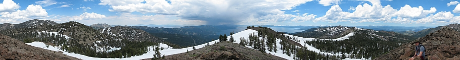 Rose Knob Peak