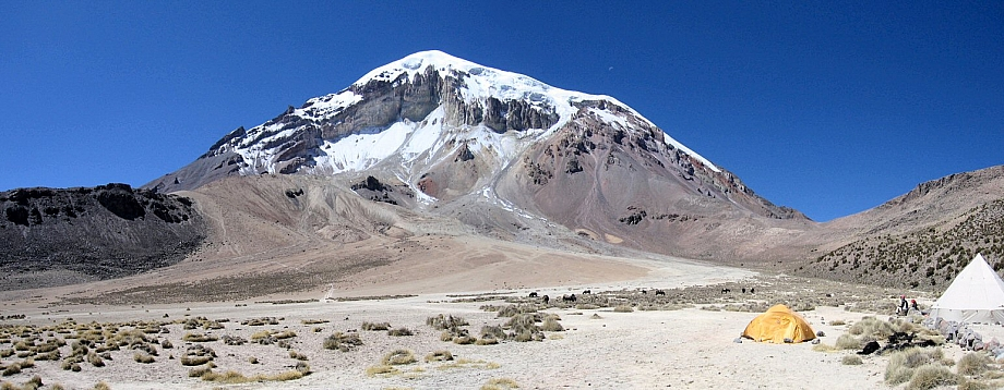 Sajama Base Camp