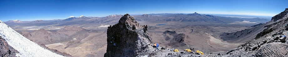 Sajama High Camp