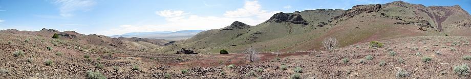 Seven Troughs Canyon