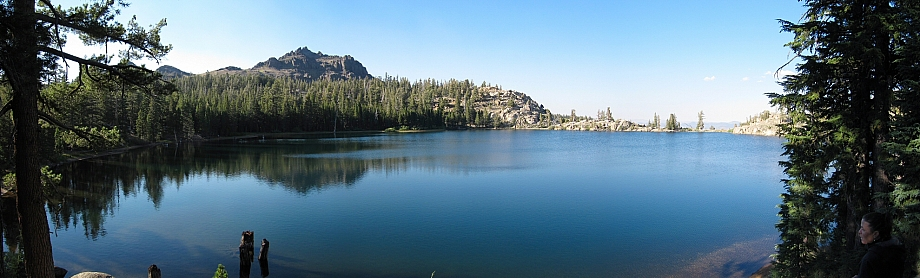 Upper Kinney Lake