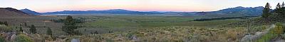 View of Bridgeport Valley