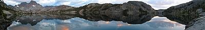 View of Garnet Lake