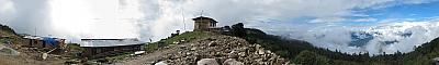 View of Jili Dzong