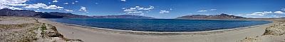 View of Pyramid Lake