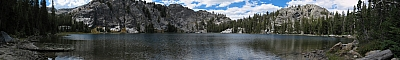 View of Rosalie Lake