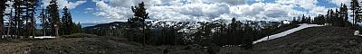 View from near the summit of Scott Peak