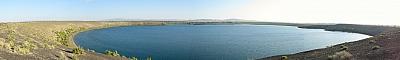 View of Soda Lake