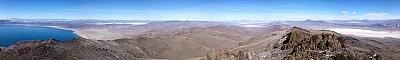 View from the summit of Tohakum Peak