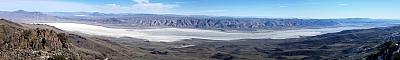Winnemucca Lake from the summit of Tohakum Peak