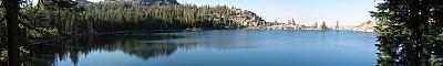View of Upper Kinney Lake